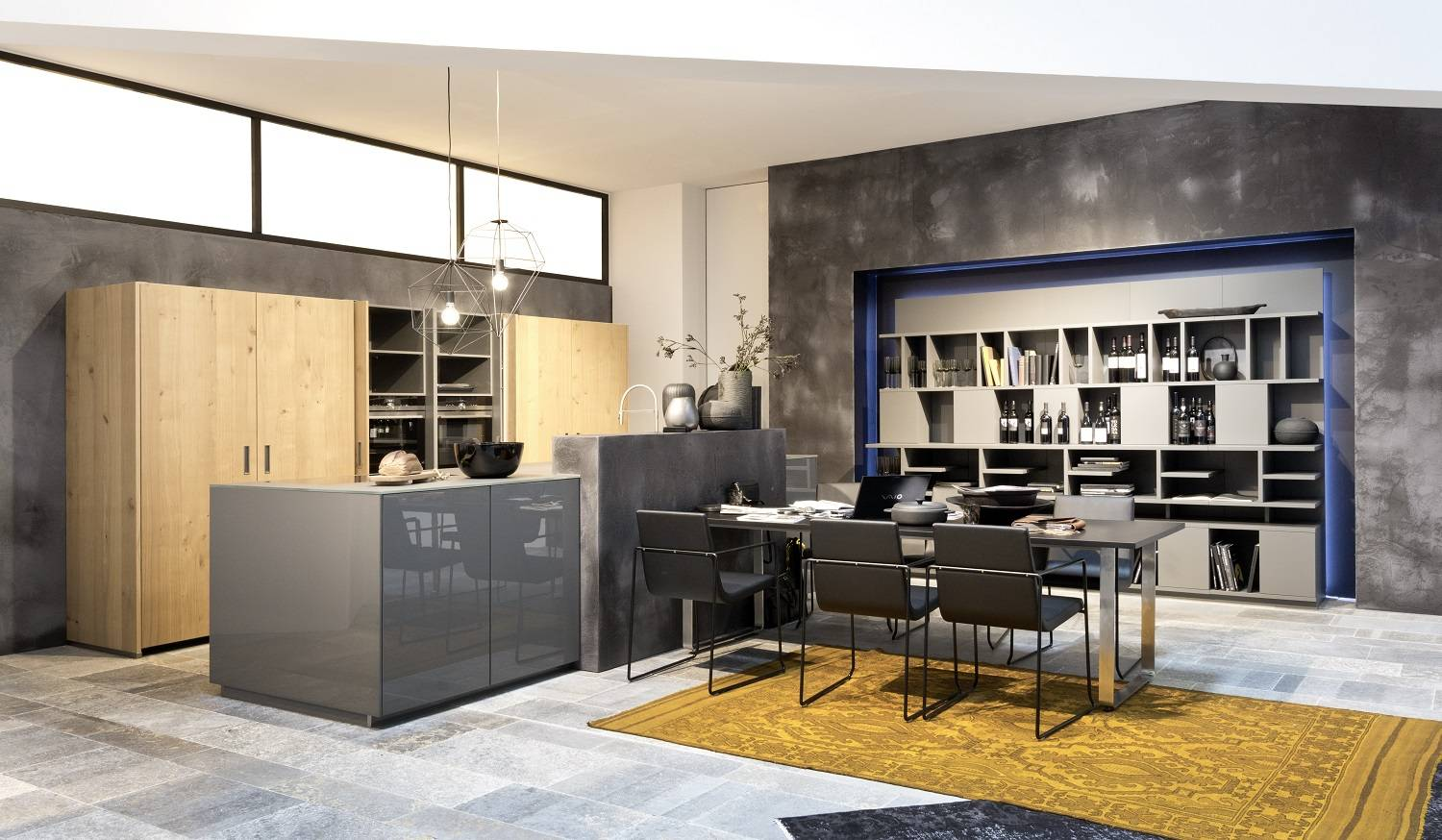 conception de cuisine design sur mesure lyon adc cuisine. Black Bedroom Furniture Sets. Home Design Ideas