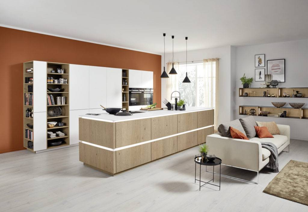 Cuisine allemande nolte c 39 est une marque qui se diff rencie par la qualit de ses finitions for Cuisine haut de gamme allemande