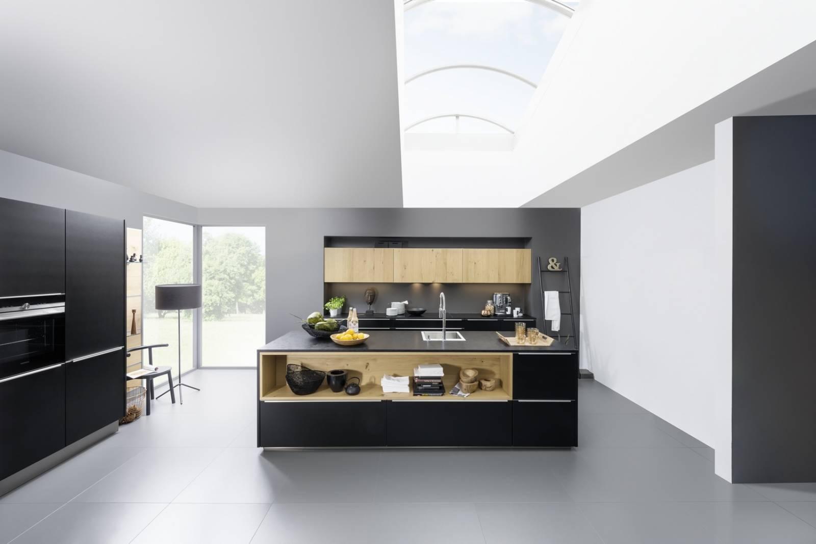 cuisine sur mesure pour les programmes vinci immobilier lyon lyon adc cuisine. Black Bedroom Furniture Sets. Home Design Ideas